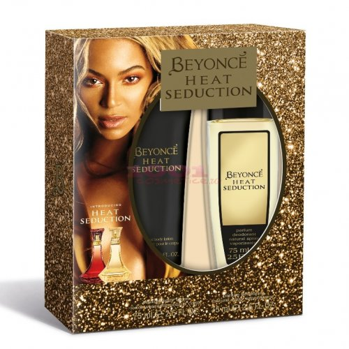 BEYONCE HEAT SEDUCTION DNS 75 ML + BODY LOTION 75 ML SET
