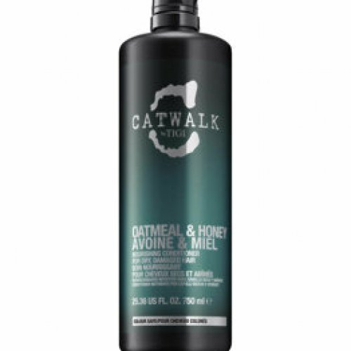 Balsam de par Catwalk Oatmeal & Honey, pentru par degradat, 750 ml