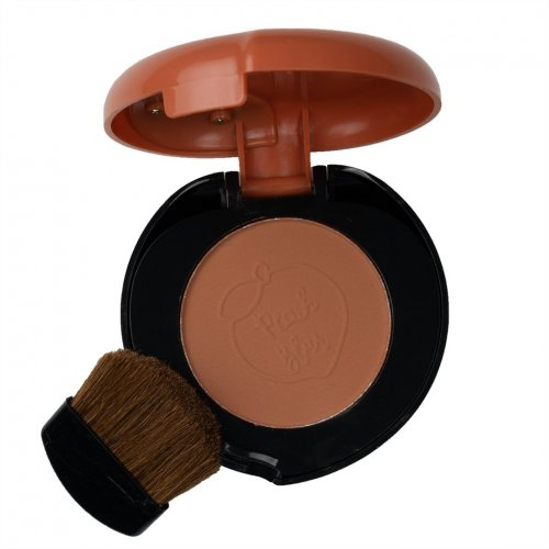 Blush cu aplicator si oglinda Hot Peach Pie