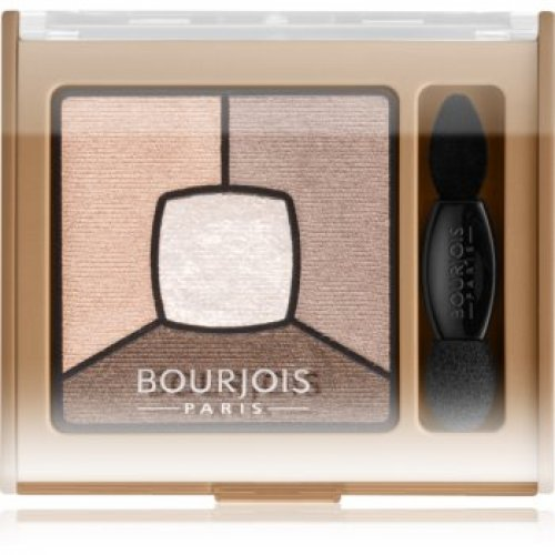 Bourjois Smoky Stories fard de ochi smoky eyes