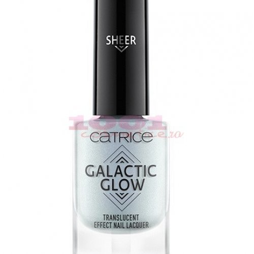 CATRICE GALACTIC GLOW TRANSLUCENT EFFECT LAC DE UNGHII NIGHT-TIME STARGAZING 01