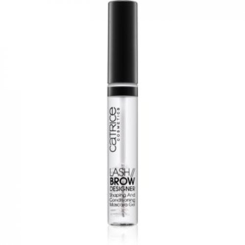Catrice Lash Brow Designer gel mascara a genelor si a sprancenelor