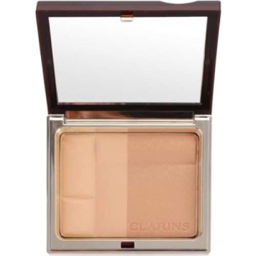 Clarins Face Make-Up Bronzing Duo pudra bronzanta cu minerale