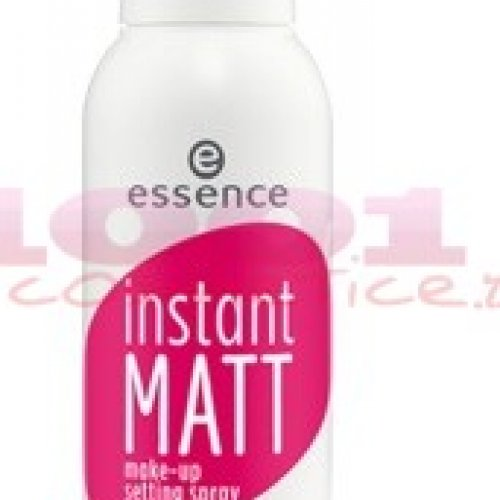 ESSENCE INSTANT MATT MAKE UP SETTING SPRAY PENTRU FIXAREA MACHIAJULUI