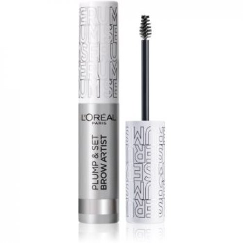 L'Oreal Paris Brow Artist Plump and Set ser pentru sprancene