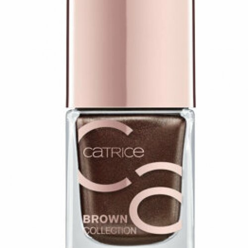 Lac de unghii Catrice Brown Collection, 01 Fashion Addicted, 10.5 ml