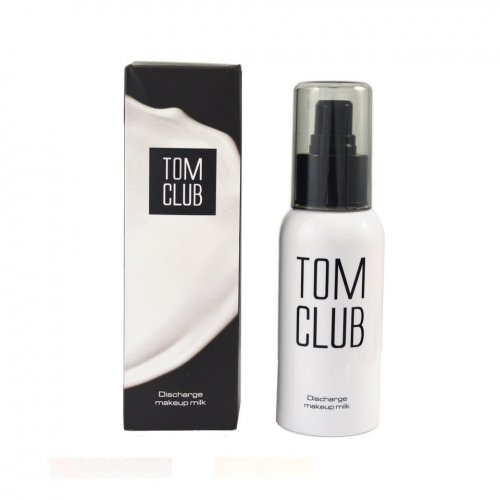 Lapte Demachiant Discharge Makeup Milk Tom Club 100 ml
