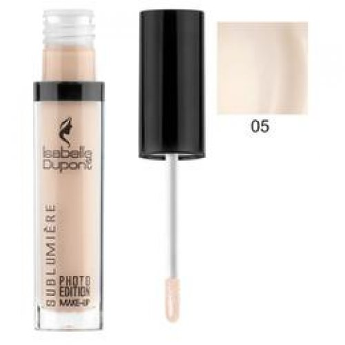 Anticearcan Lichid Isabelle Dupont Paris Sublumiere Photo Edition, nuanta 05 Nude, 5ml