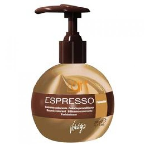 Balsam Colorant - Vitality's Espresso Art Colouring Conditioner - Cappuccino, 200ml