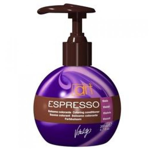 Balsam Colorant - Vitality's Espresso Art Colouring Conditioner - Violet, 200ml