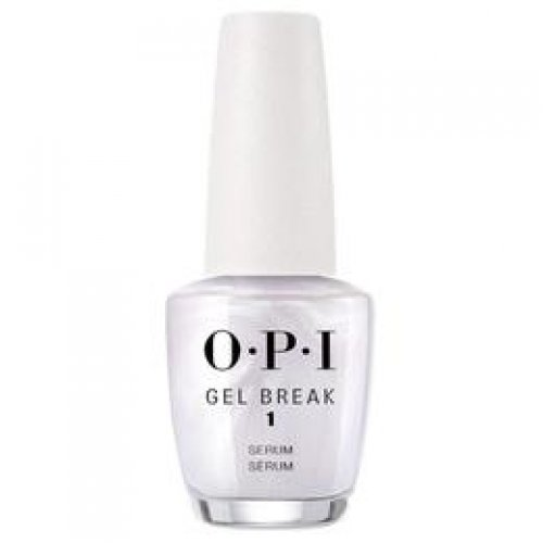 Baza-Ser Intaritor pentru Lac de Unghii - OPI Gel Break Serum Infused Base Coat, 15ml
