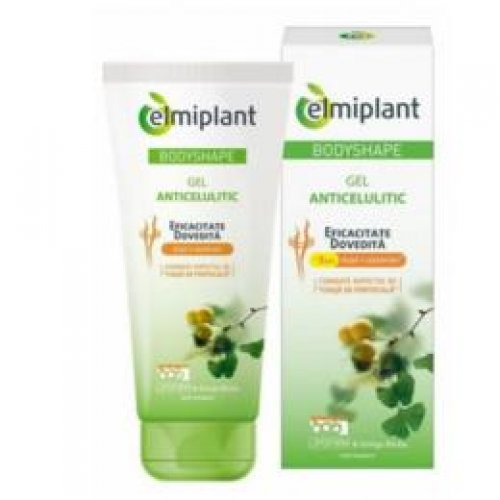 Bodyshape Gel Anticelulitic Elmiplant, 200ml