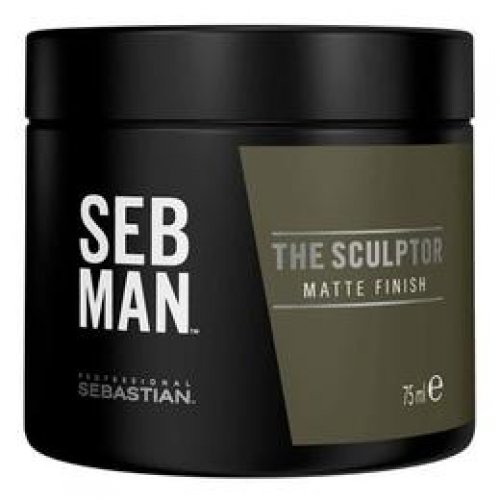 Ceara cu finisaj mat Sebastian Professional SEB Man The Sculptor Matte Finish, 75 ml