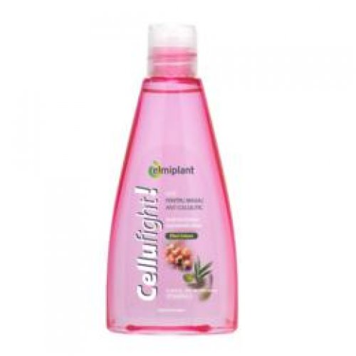 Cellufight Ulei Masaj Anticelulitic Elmiplant, 200ml