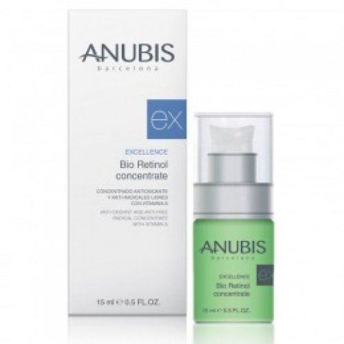 Concentrat cu Retinol Ten Matur - Anubis Excellence Bio Retinol Concentrate 15 ml