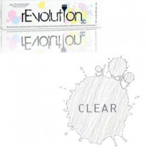 Crema Colorare Directa Clear - Alfaparf Milano Jean's Color rEvolution Direct Coloring Cream CLEAR 90 ml
