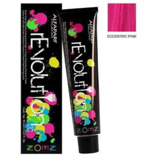 Crema Colorare Directa Roz Excentric - Alfaparf Milano Jean's Color rEvolution Direct Coloring Cream Neon ECCENTRIC PINK 90 ml