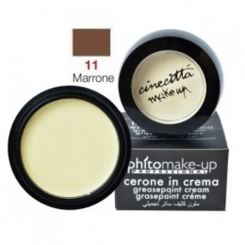 Fard Cremos Mediu - Cinecitta PhitoMake-up Professional Cerone in Crema Grease - Paint nr 11