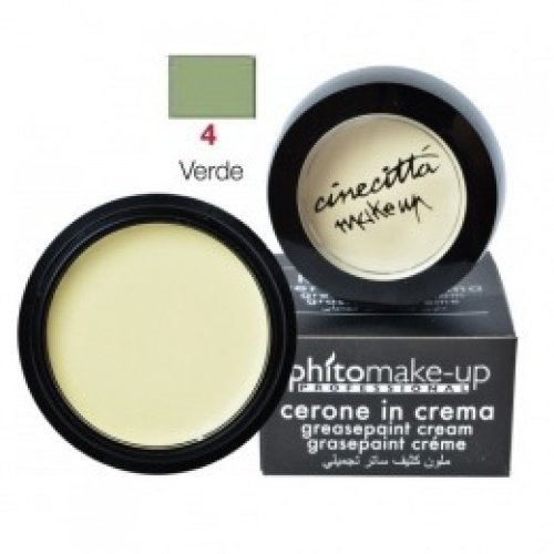 Fard Cremos Mediu - Cinecitta PhitoMake-up Professional Cerone in Crema Grease - Paint nr 4