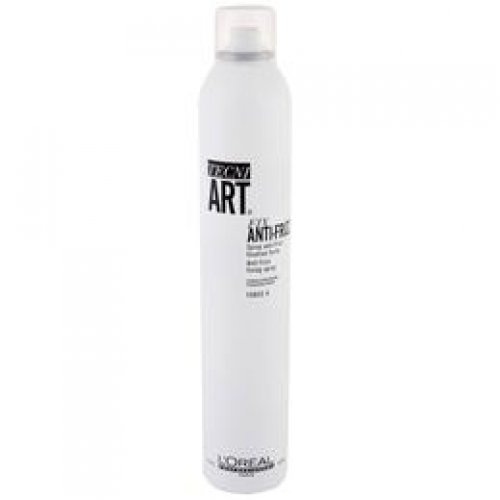 Fixativ Antistatic cu Fixare Forte - L'Oreal Professionnel Tecni Art Fix Anti-Frizz Hairspray 400 ml
