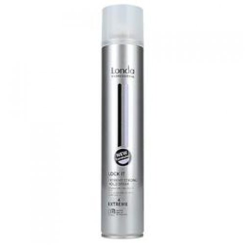 Fixativ cu Fixare Extrem de Puternica - Londa Professional Lock It Extreme Strong Hold Spray, 500ml