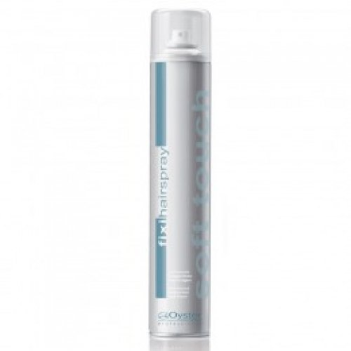 Fixativ cu Fixare Intermediara - Oyster Fixi Hairspray Soft Touch Medium Hold 500 ml