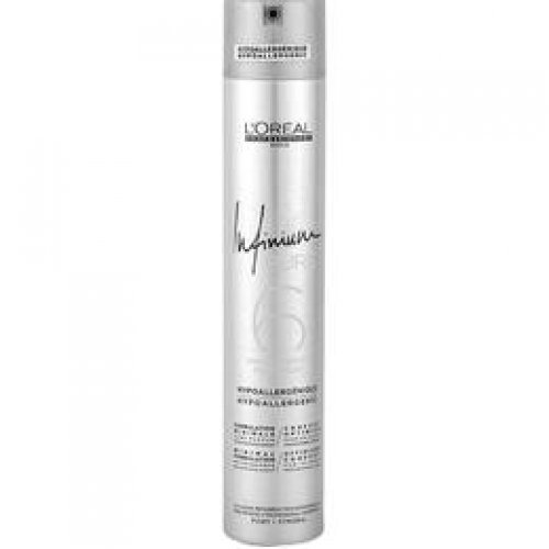 Fixativ cu Fixare Puternica - L'Oreal Professionnel Infinium Pure Strong Hairspray, 500ml