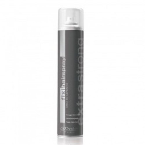 Fixativ cu Fixare Ultra Puternica - Oyster Fixi Hairspray Extra Strong Hold 400 ml