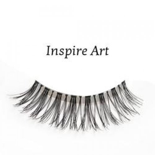 Gene false banda par natural Splendor Lashes Inspire Art
