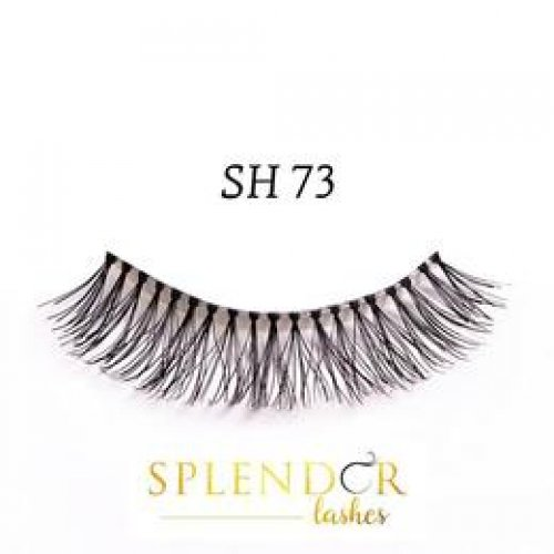 Gene false din par natural tip banda Splendor Lashes SH 73