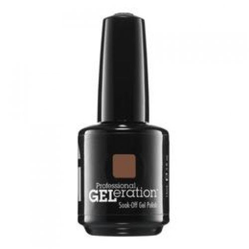 Lac de Unghii Semipermanent - JESSICA GELeration Autumn Romance Toasted Pecans, 15ml