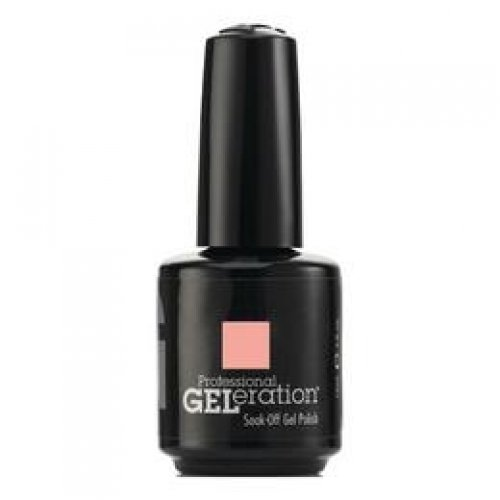 Lac de Unghii Semipermanent - JESSICA GELeration California Girl Desert Sunset, 15ml
