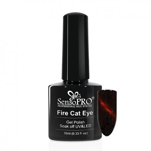 Oja Semipermanenta Fire Cat Eye SensoPRO 10 ml #05