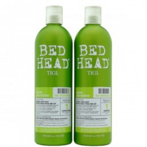 Pachet Energizant - TIGI Bed Head Urban Antidotes Re-Energize 750 ml