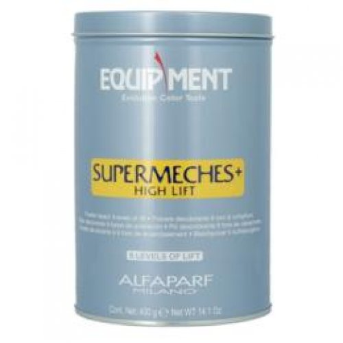 Pudra Decoloranta - Alfaparf Milano EQ Supermeches High Lift Powder Bleach, 400g