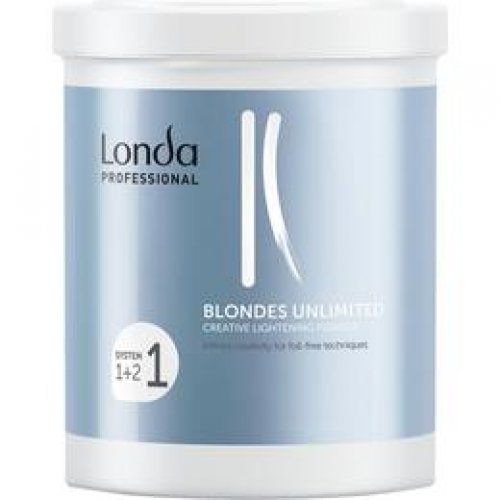 Pudra Decoloranta - Londa Professional Blondes Unlimited Creative Lightening Powder, 400g