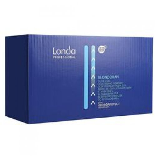Pudra Decoloranta - Londa Professional Blondoran Dust-Free Lightening Powder, 2 x 500g