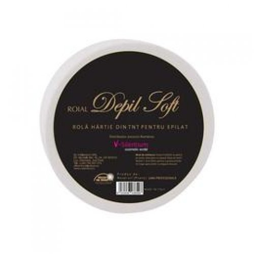 Rola depilatoare Depil soft Roial Gold Collection 400g