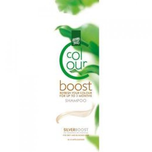 Sampon colorant, Colour Boost Silver, Hennaplus, 200 ml