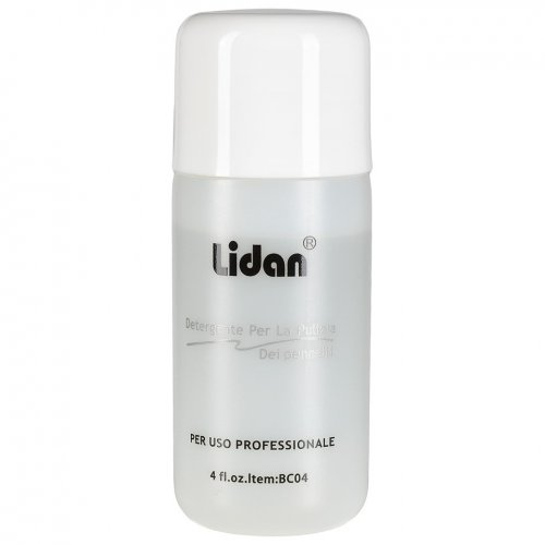 Soak Off Remover / Gel Remover Lidan - Indepartare oja semipermanenta, tipsuri,120 ml