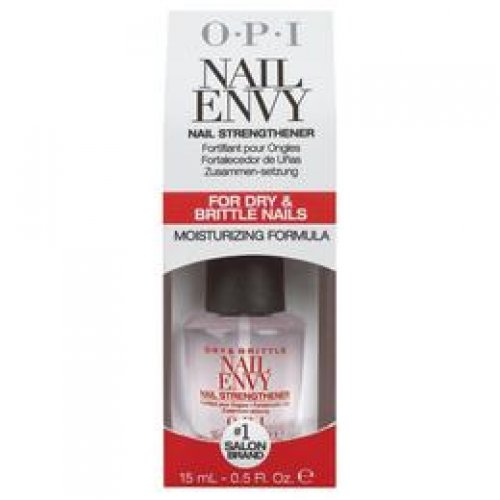Tratament Hidratant pentru Unghii Uscate si Casante - OPI Nail Envy Nail Strengthener For Dry & Brittle Nails Moisturizing Formula, 15ml