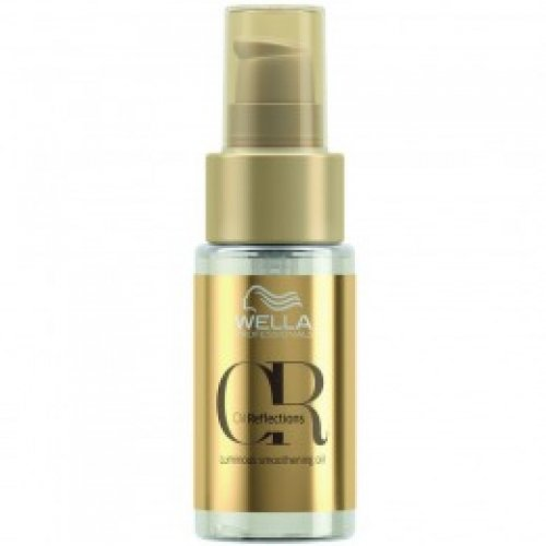 Ulei pentru Netezire si Stralucire - Wella Professionals Oil Reflections Luminous Smoothening Oil 30 ml