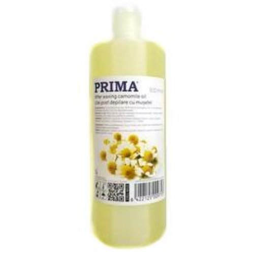 Ulei Post Epilare Musetel - Prima After Wax Camomile Oil 500 ml